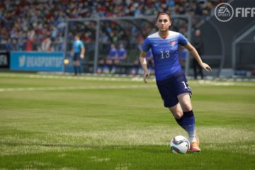 FIFA 16 releasing September 25 and will include Women's Football