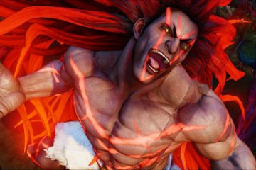 Street Fighter V First All-New Character Revealed
