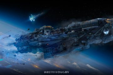 Dreadnought Playable at gamescom