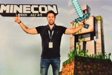 Minecraft movie to be directed by Rob McElhenney