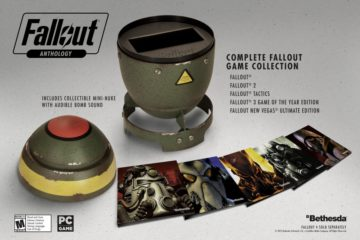 Bethesda announces Fallout Anthology for PC at Quakecon