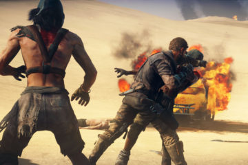 New Mad Max Trailer Showcases Strongholds