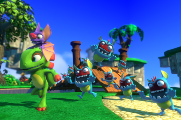Yooka-Laylee Gets a New Trailer and Release Date, but Wii U Edition Is Canceled