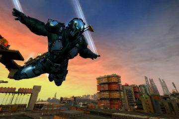 Crackdown 3 heading to Xbox One in 2016