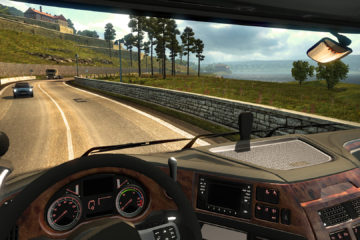 Make your Cabin feel like home in Euro Truck Simulator 2's new DLC