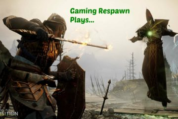 October 19: Gaming Respawn Plays