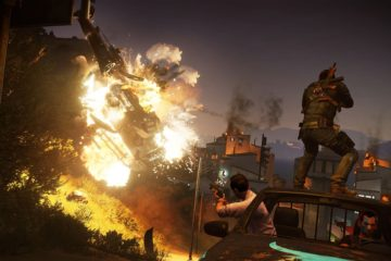 Just Cause 3 Xbox One Install Size revealed