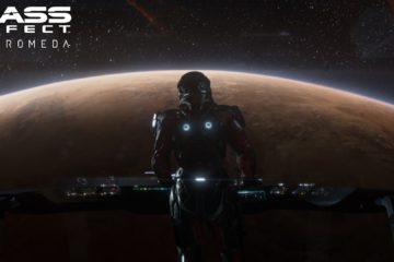 Mass Effect: Andromeda Leak Shows Off Jetpack Gameplay