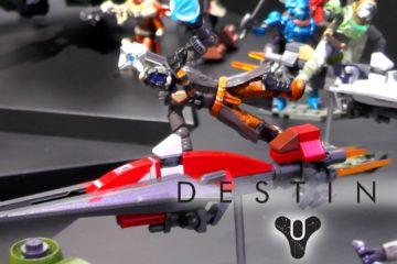 Are Mega Bloks your Destiny? The Baffling World of Videogame Toys