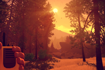 """Firewatch sales are beyond Campo Santo's """"wildest expectations"""""""