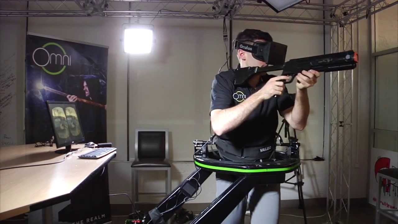 creating an immersive video game environment