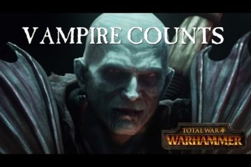 Sega Releases New Total War: Warhammer Vampire Counts Trailer