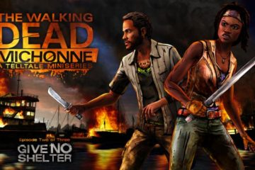 Episode 2 of The Walking Dead: Michonne Releases This Week
