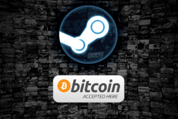 Steam Now Accepts Bitcoin as a Payment Method