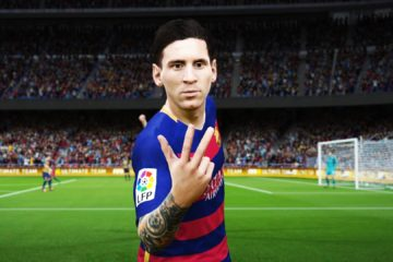 In My Head: Can PES Ever Overtake FIFA?