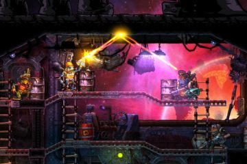 SteamWorld Heist to Release on the PS4 and PS Vita