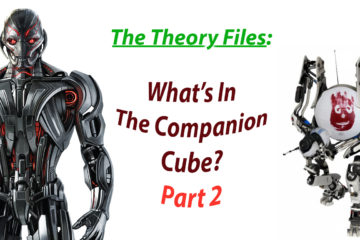 The Theory Files: What's in the Companion Cube? Part 2