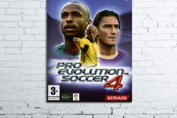 Retro Respawn – Pro Evolution Soccer 4