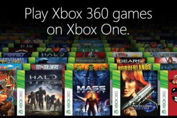 8 new games added to Xbox One backwards compatibility