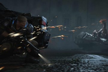 Gears of War 4 Campaign Gameplay and Themed Elite Controller Revealed