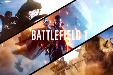 Battlefield 1 Gameplay and Details