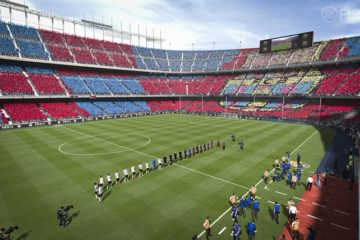 FIFA 17 Won't Include Barcelona's Camp Nou as PES 2017 Gets Exclusivity Rights