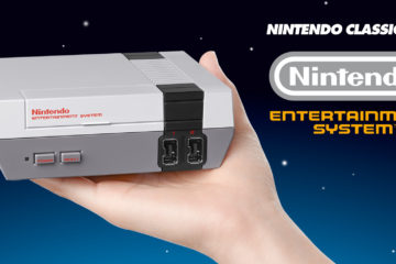 NES Mini Console on the Way