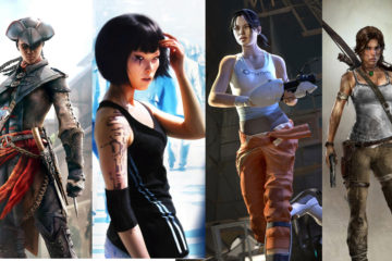 Top 15 Female Characters in Gaming