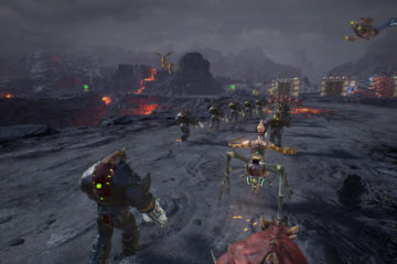 Abatron Preview – A Galactic RTS That Had a Baby with an FPS