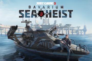 Just Cause 3: Bavarium Sea Heist DLC Available Tomorrow
