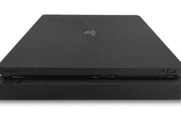 PS4 Slim Supports 5GHz WiFi, Faster Than What Current PS4 Offers