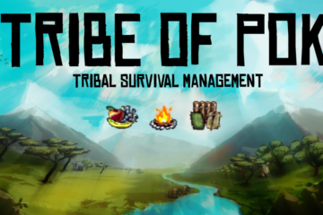 Go Back to The Stone Age With Tribe of Pok Which Releases Today on PC
