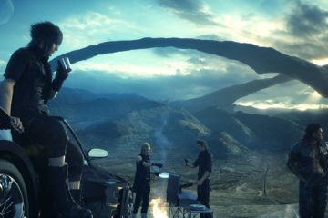 Final Fantasy XV Has Been Delayed