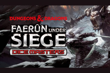 Dungeons & Dragons: Faerun Under Seige Starter Pack Review