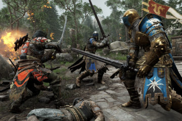 Ubisoft Releases Impressive Facts on Latest For Honor Closed Alpha