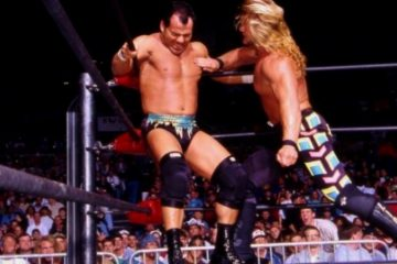 Wrestling Rivalries – Chris Jericho Vs Dean Malenko