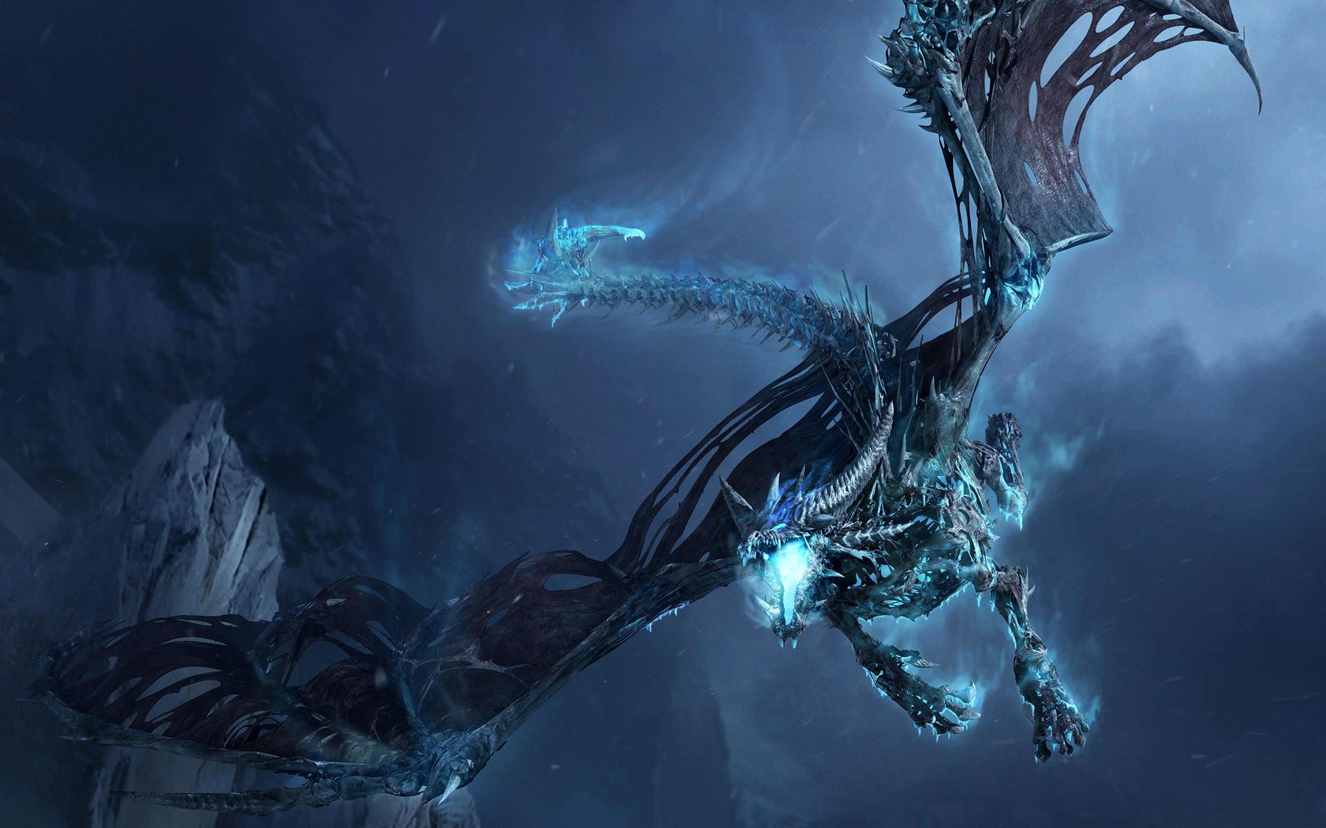 Warcraft Sindragosa
