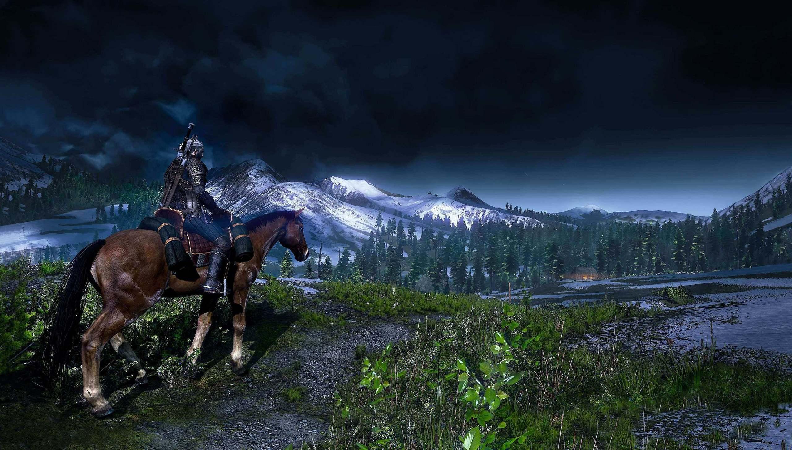 Witcher 3 2560x1440