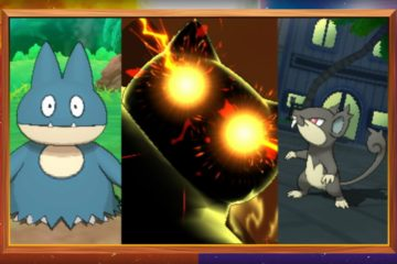 Early Purchasers of Pokémon Sun or Moon Get an Exclusive Munchlax