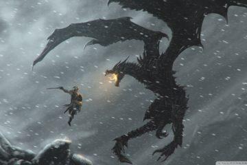 The Elder Scrolls 6 Won't Release in 2017, as It's Not Even in Development