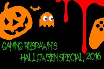 Gaming Respawn's Halloween Special 2016!