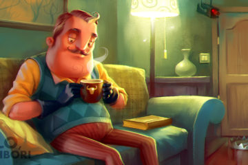 Getting Nosy with the Hello, Neighbor! Pre-Alpha