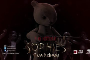 VR Survival Horror Title, Sophie's Guardian, Set to Release in Time for Halloween