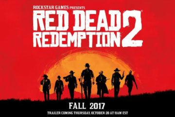 Rockstar Games Officially Announce Red Dead Redemption 2