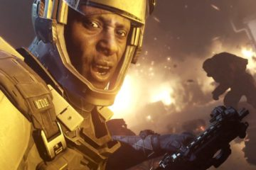 Call of Duty: Infinite Warfare Takes Top Spot as the UK's Christmas No.1