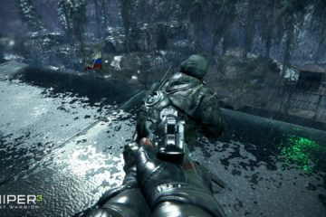 New Sniper: Ghost Warrior 3 Gameplay Shows Off Slaughterhouse Mission