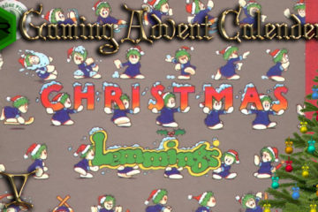 Gaming Respawn's Gaming Advent Calendar 2016 – Day 4: Christmas Lemmings