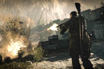 Sniper Elite 4- Target: Führer Pre-order Content Revealed in New Trailer