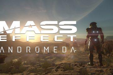 New Mass Effect: Andromeda Gameplay Video