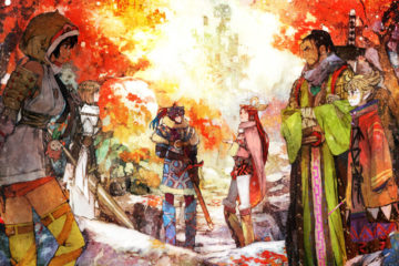 I Am Setsuna Coming to Nintendo Switch
